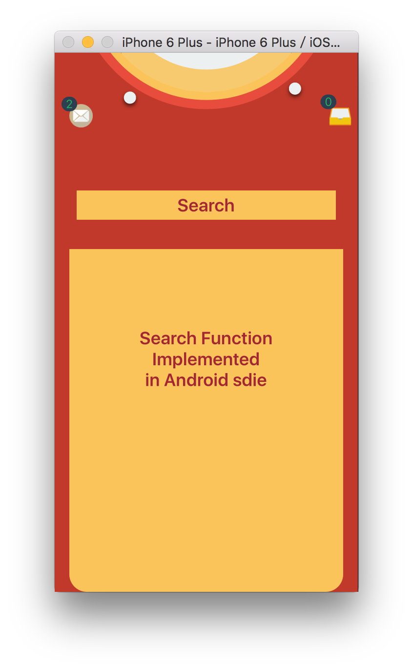 Search Panel