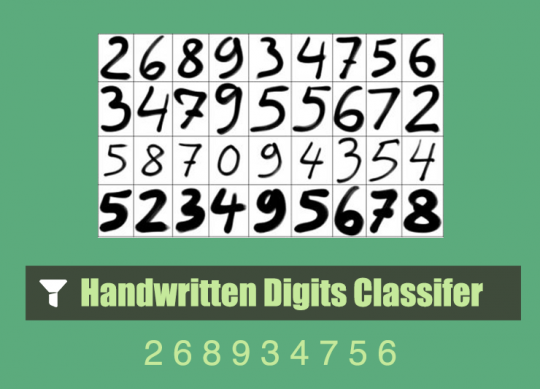 Handwritten Digits Recognition
